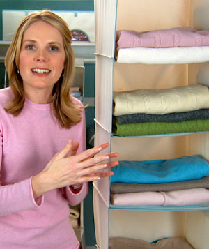 Real Simple Solutions Sweater Organizer