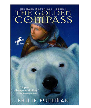 """The Golden Compass,"" by Philip Pullman"