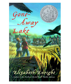 """Gone-Away Lake,"" by Elizabeth Enright"