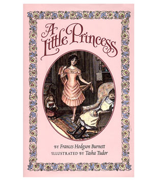 """A Little Princess,"" by Frances Hodgson Burnett"