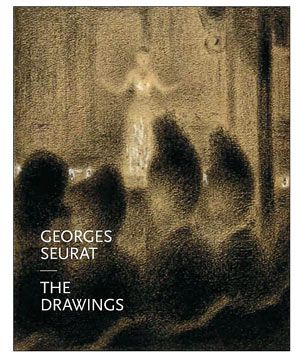 Georges Seurat: The Drawings art book by The Museum of Modern Art