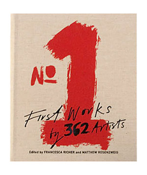 No. 1: First Works by 362 Artists art book by Art Publishers, Inc.