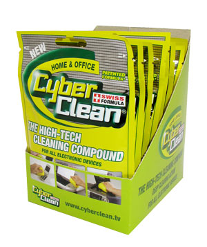 Cyber Clean jewelry cleaner