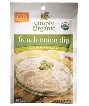 Best Onion Mix Dip