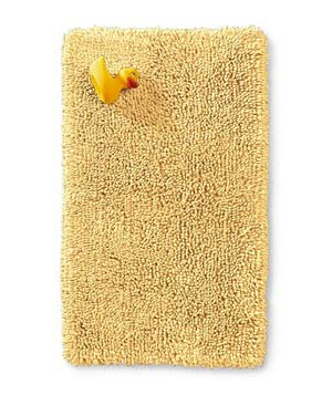 Ultra Absorbent Bath Mat