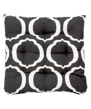 Tangier seat cushions by Wrapables.com
