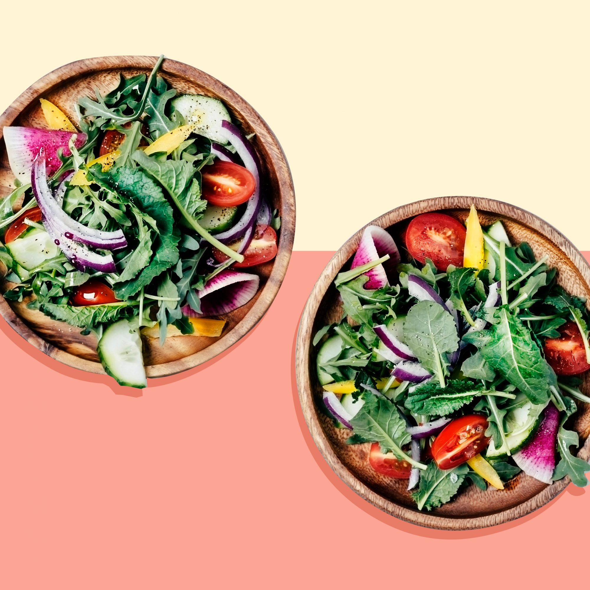 12 Easy Summer Salad Recipes That Use The Season's Best Ingredients