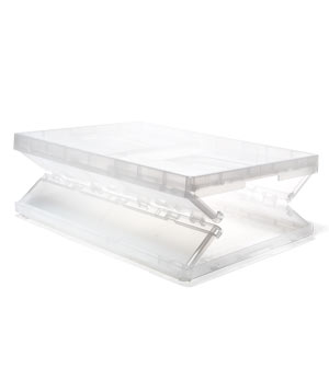 MUJI box Collapsible Storage Container