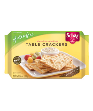 Schär Table Crackers