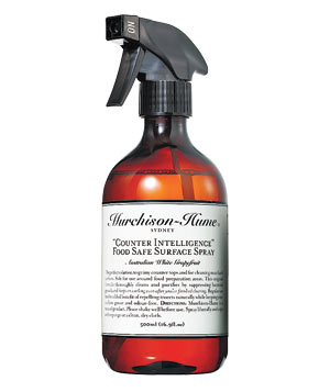 Murchison-Hume Counter Intelligence cleaning spray