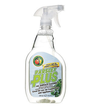Parsley Plus cleaning spray