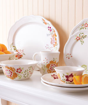 Affordable Dishes From Better Homes And Gardens At Walmart