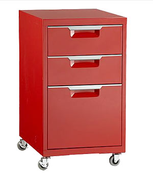 Trig File Cabinet by CB2