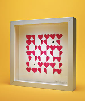 Framed Hearts