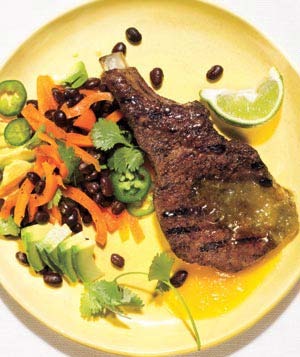 Caribbean Country-Style Ribs