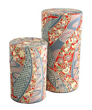 Washi Tea Tin #13 by Rishi