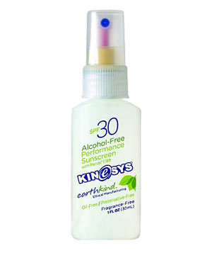 Kinesys Fragrance-Free SPF 30+ Sunscreen Spray with Parsol 1789