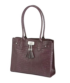 Liz Claiborne Tasseltastic Shopper Bag