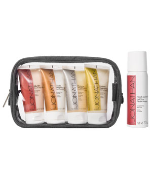 Jonathan Jet Set Hair Kit
