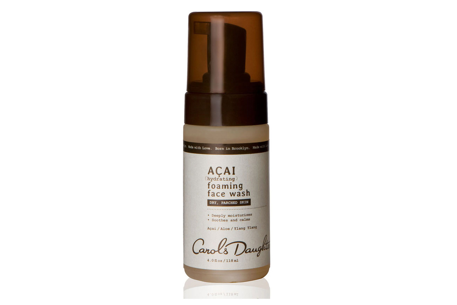 Acai Hydrating Foaming Face Wash