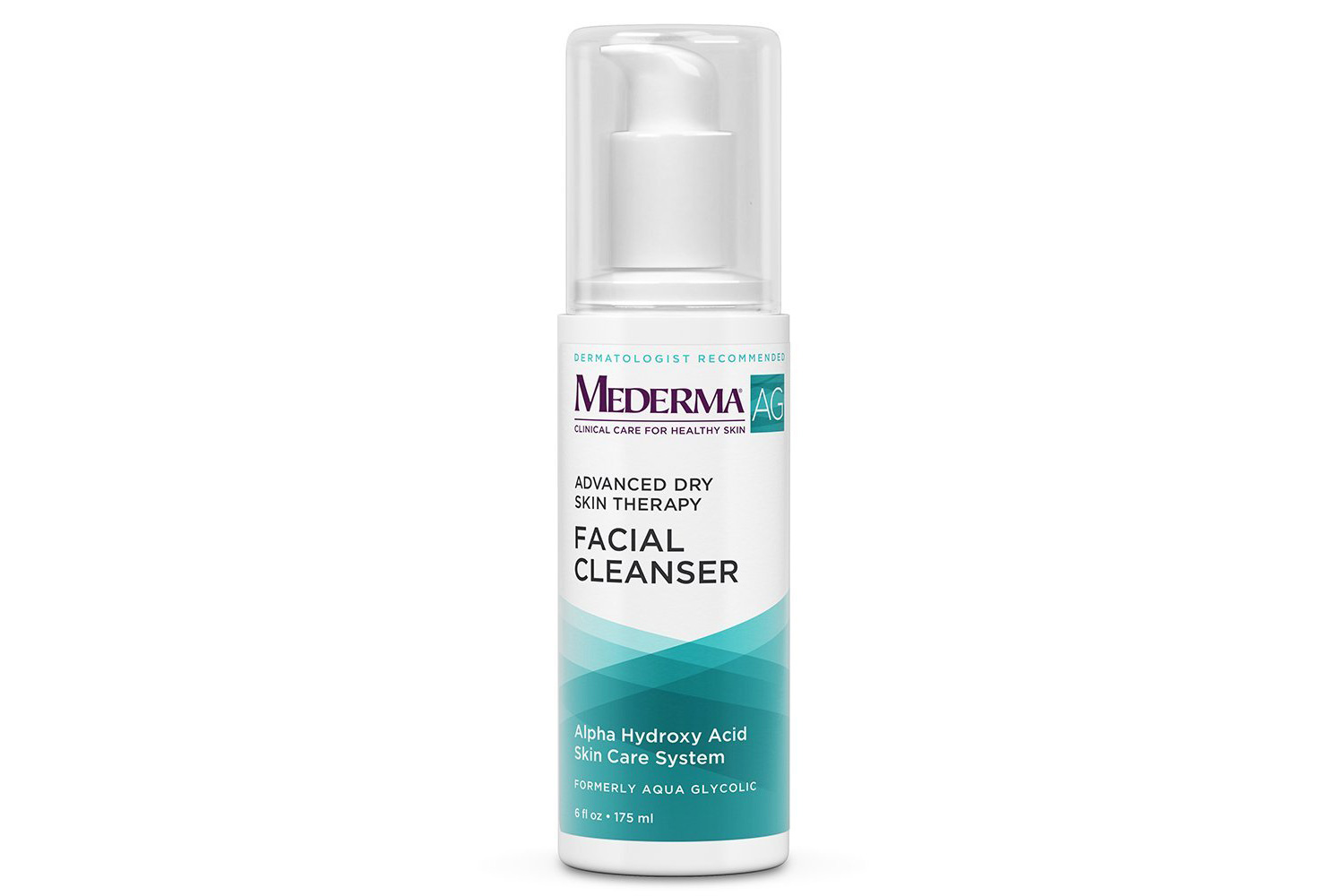 Mederma Aqua Glycolic Facial Cleanser