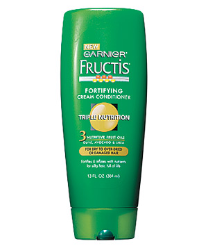 Garnier Fructis Triple Nutrition Fortifying Cream Conditioner