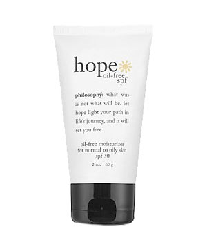 Philosophy Hope Oil-Free Moisturizer With SPF 30