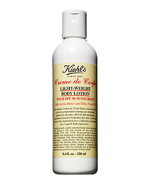 Kiehl's Creme de Corps Light-Weight Body Lotion