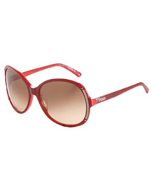 Urban Rounded Sunglasses by Fendi