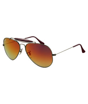 RB3407 Outdoorsman II Rainbow by Ray-Ban
