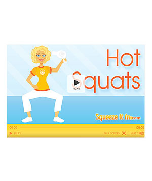 Squeezeitin.com Workouts