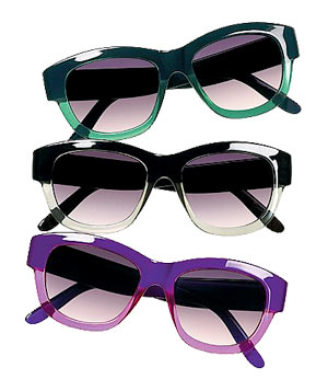 Ombre Sunglasses by Victoria's Secret