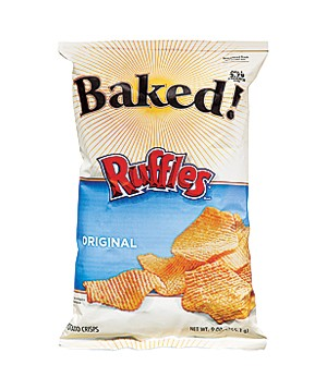 Ruffles Baked! Potato Chips