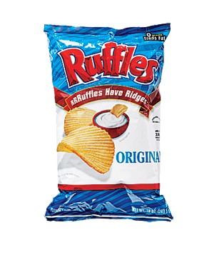 Ruffles Original Potato Chips