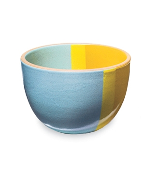 Summer Deep serving bowl