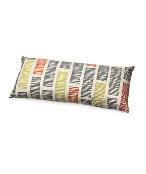 Matchstick pillow