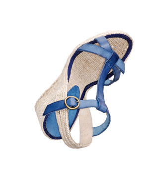 Andre Assous Footwear leather wedges