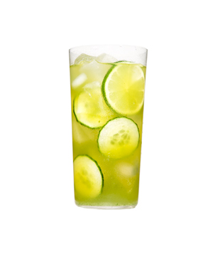 Honeydew, Cucumber, and Mint Cooler