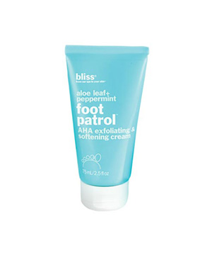 Bliss Foot Patrol cream