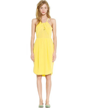 Madewell Silk Elysian Dress