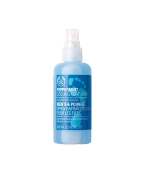 The Body Shop Peppermint Cooling Foot Spray
