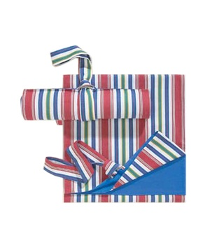 Patio Stripe Picnic blanket