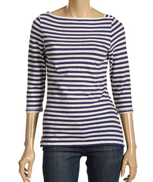 Boat Stripe Top
