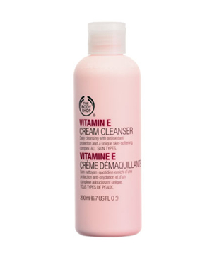 Body Shop Cream Cleanser