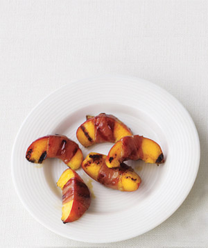 Prosciutto-Wrapped Nectarines