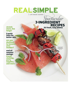 Real Simple August 2010