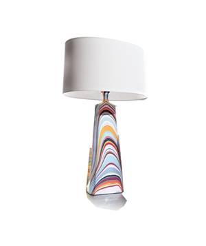 Arteriors home lamp