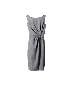 Callula Lillibelle wool-blend dress