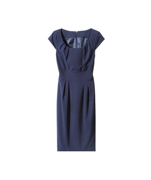 Calvin Klein polyester-blend dress