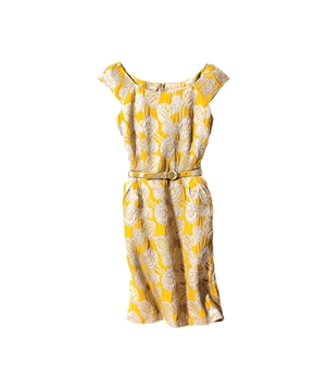 Kate Spade Jacquard dress